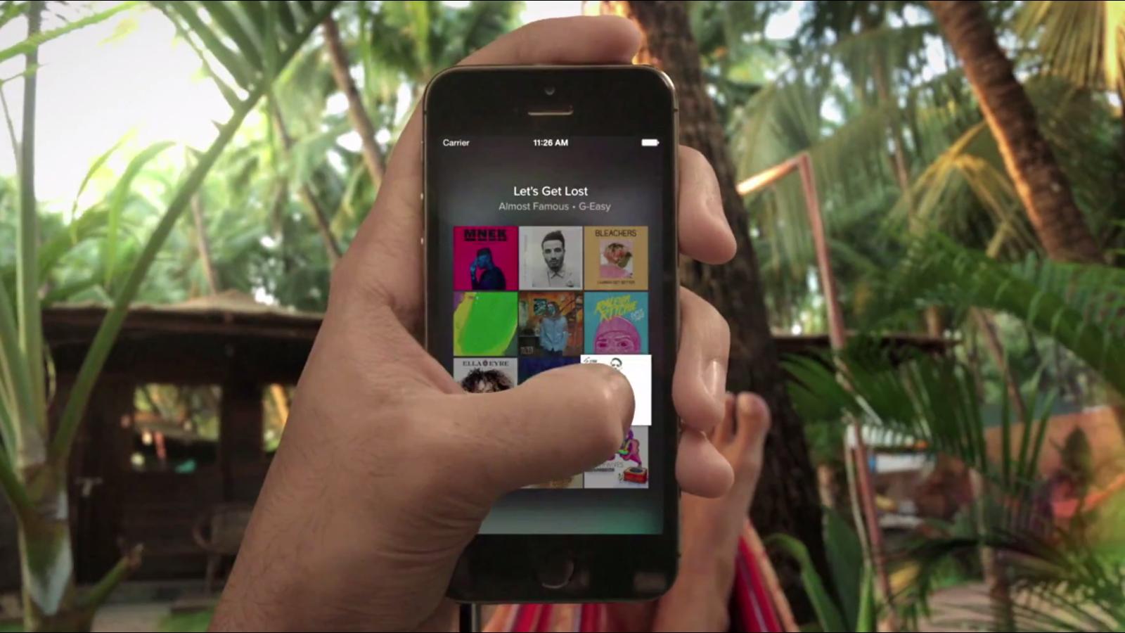 Touch Preview: lo nuevo de Spotify para descubrir música en el móvil