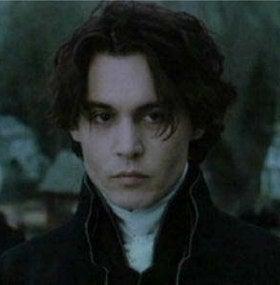Illustration for article titled Tim Burton Confirms Dark Shadows. Vampire Johnny Depp?