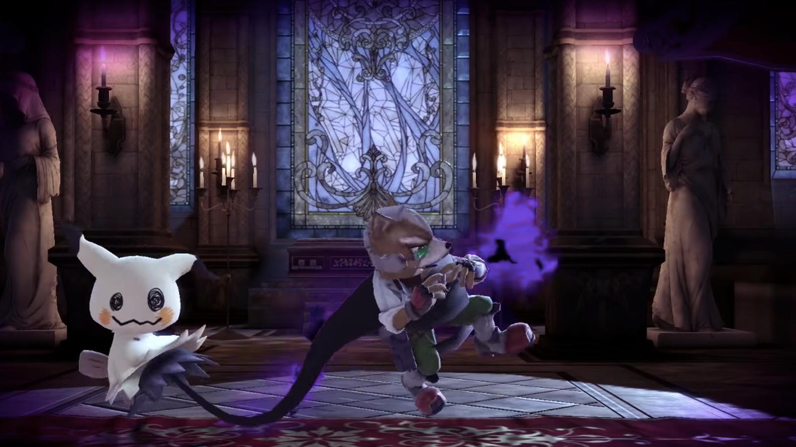 Descifrando el aparente nuevo modo 'Espíritus' de Smash Ultimate