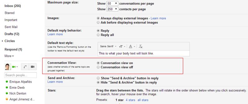 Illustration for article titled Cómo saber el número total de emails que tienes en tu cuenta de Gmail