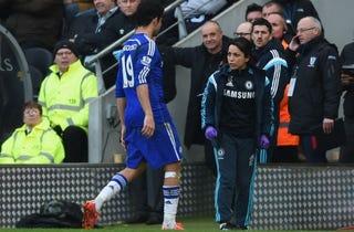 Illustration for article titled Így csinálta ki Mourinho a liga egyetlen női csapatorvosát