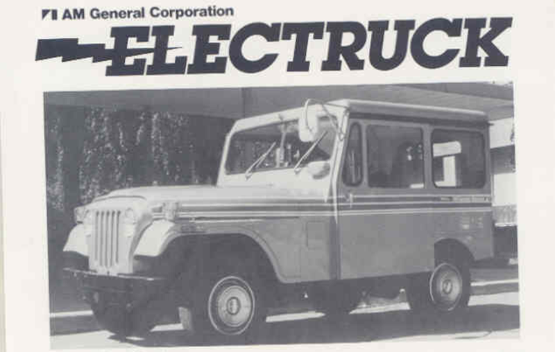 Photo Am General Brochureebay: Postal Jeep Wiring Diagram At Anocheocurrio.co