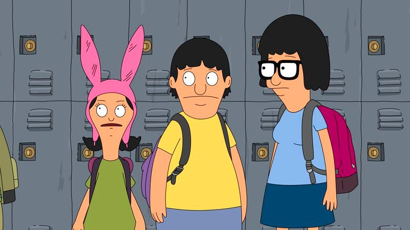 Illustration for article titled Bob's Burgers' Tina makes the series a must-watch and 2013's third-best show