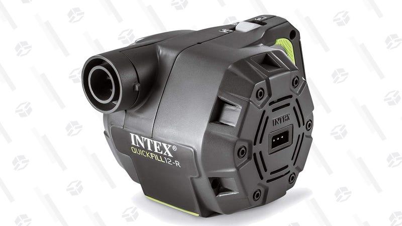 Intex Quick-Fill Rechargeable Air Pump | $11 | Amazon