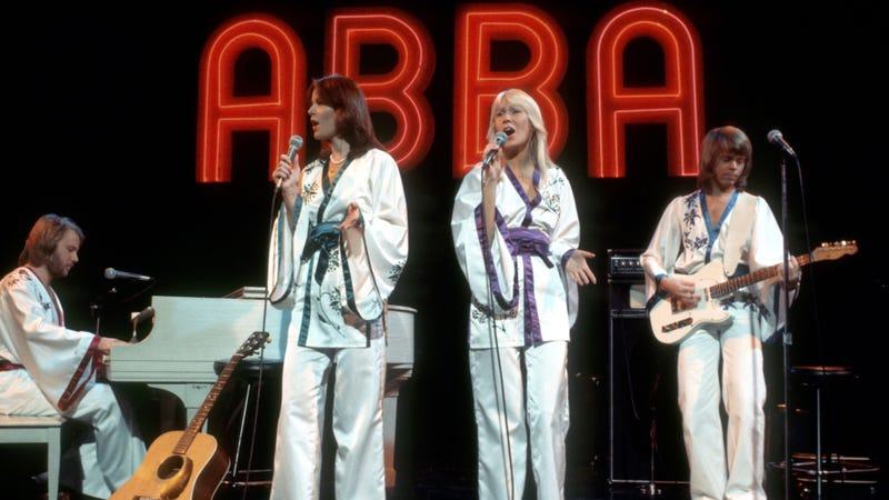 Illustration for article titled ABBA announces its first new music in 35 years