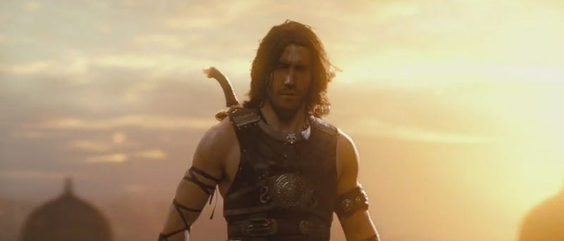 Illustration for article titled Prince Of Persia's Super Bowl Trailer Is Big On Action, Short On Shirtless Jake