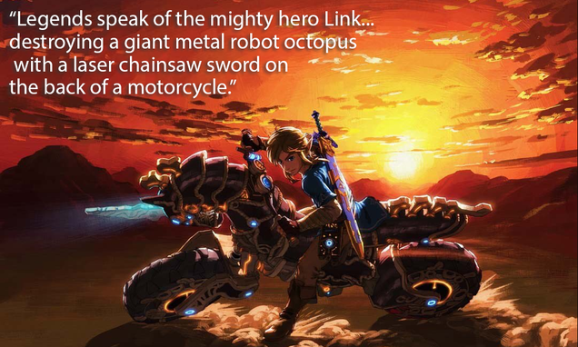 Zelda Breath Of The Wild's Newest DLC, According To Nintendo Switch Players
