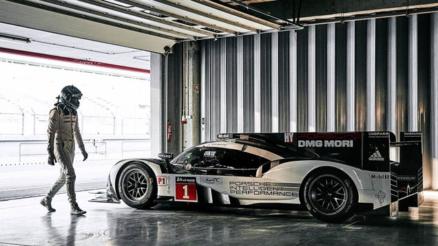 the new porsche 919 le mans prototype based on the old porsche 919. Black Bedroom Furniture Sets. Home Design Ideas
