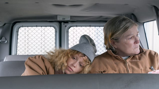 Sing that theme song one more time, for Orange Is The New Black has ended