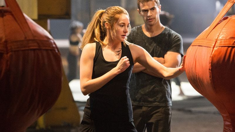 Illustration for article titled Yep, the final Divergent movie will be split into two movies