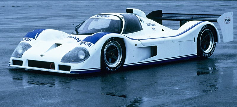 Nissan The Bitter History Of A Race Car That Wasn T