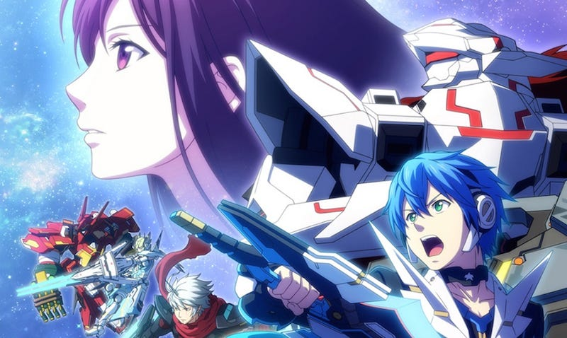 Illustration for article titled Phantasy Star Online 2 Is Still MIA In The West, But Hey Look Anime