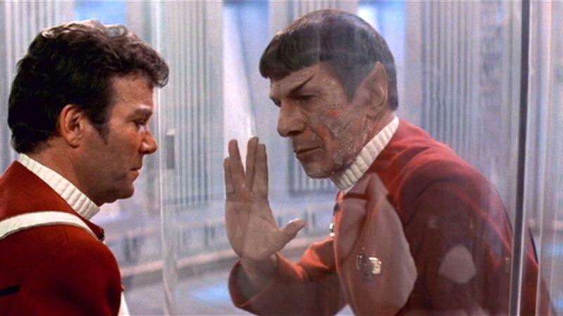 Star Trek Space Seed The Wrath Of Khan