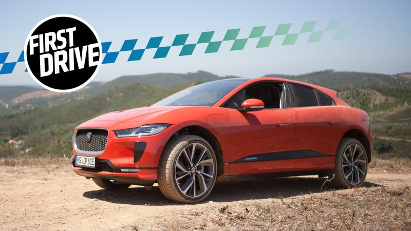 The 2019 Jaguar I Pace Doesn T Punish You For Wanting An Electric Vehicle