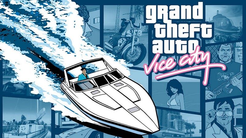 Illustration for article titled Grand Theft Auto: Vice City Comes To iOS And Android This Fall