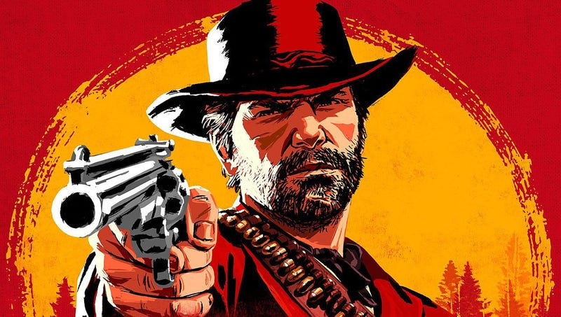 Illustration for article titled Review: 'Red Dead Redemption 2' Delivers With A Beautifully Rendered World, But Stumbles As An Immersive Experience Due To Its Smooth Jazz Soundtrack