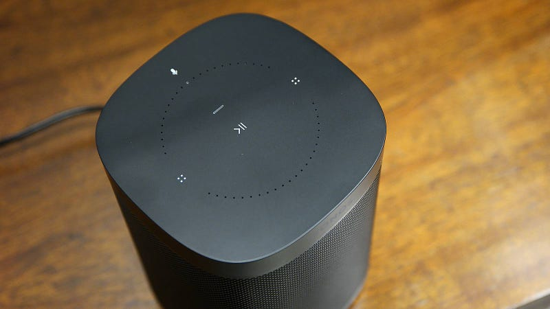 Illustration for article titled Looks Like Sonos Is Making Some New Smart Speakers