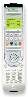 Illustration for article titled Logitech Harmony Advanced Universal Remote for Xbox 360