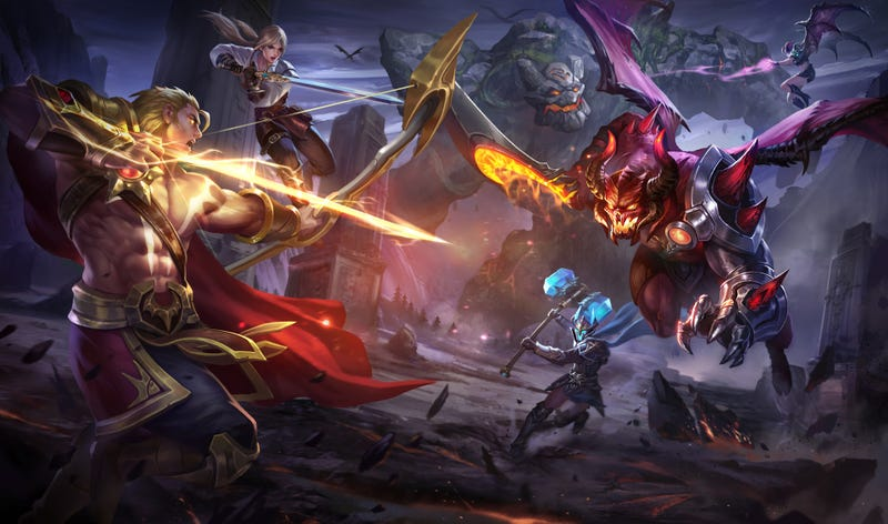 MOBA Smash-Hit Arena of Valor Getting Surprise Imminent Launch in North America