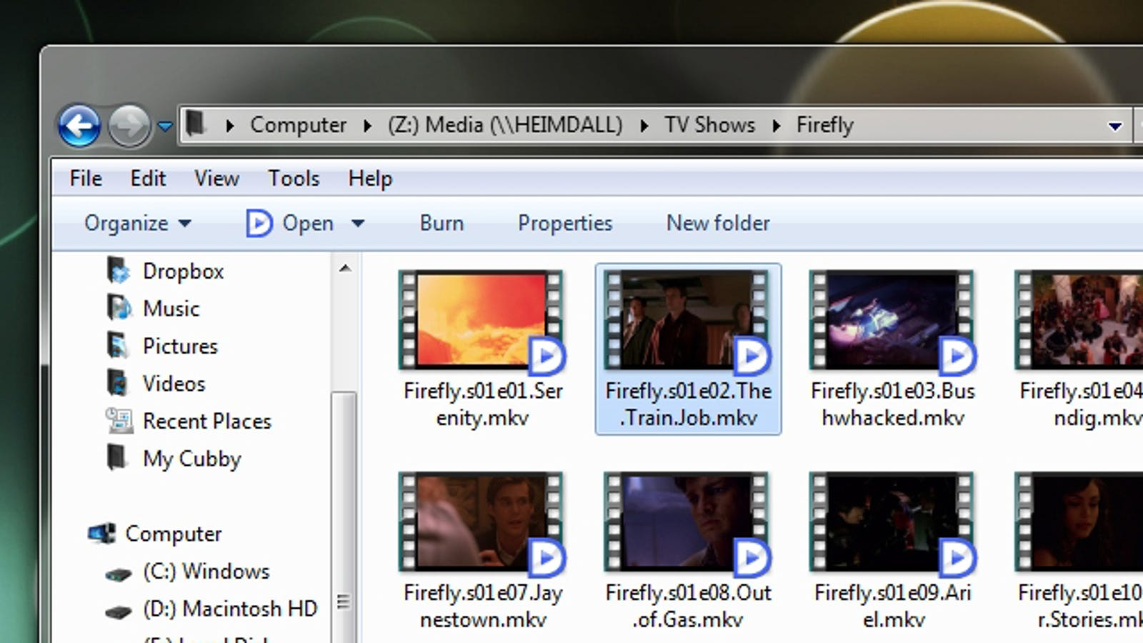 Media Preview Adds Windows Explorer Thumbnails to Nearly Any