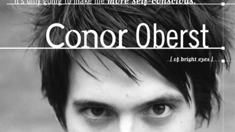 Illustration for article titled Conor Oberst (of Bright Eyes)