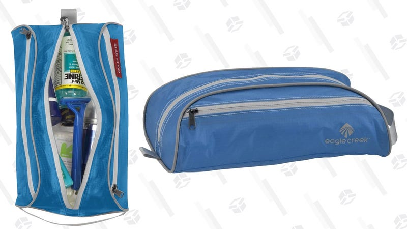 Eagle Creek Quick Trip Toiletry Bag | $18 | Amazon