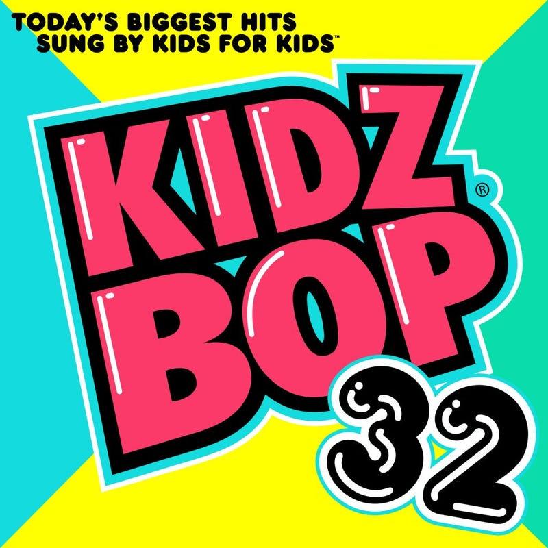 Kidz Bop 32 coverKidz Bop