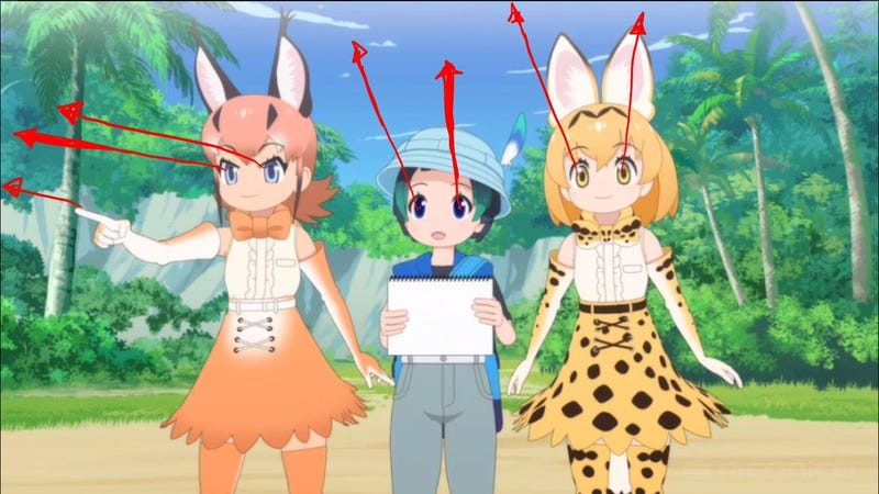 Illustration for article titled One Way To Make Kemono Friends 2 Better