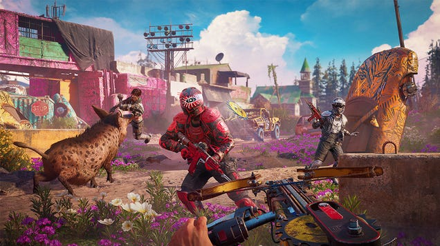 How to Play Far Cry New Dawn in 'Dad Mode' - Pro Gammers World