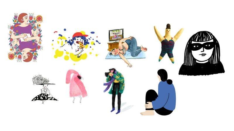Women Who Draw main page (Screenshot: womenwhodraw.com)