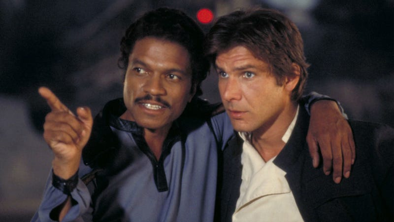 """Han, old buddy, look at this photo."" Image: Lucasfilm"