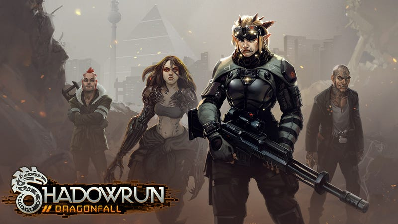 Illustration for article titled Shadowrun's Berlin Expansion Lands in January, Adds... Quicksaves?!