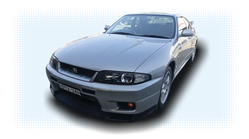the luckiest bloke in australia just found a perfect stock nissan
