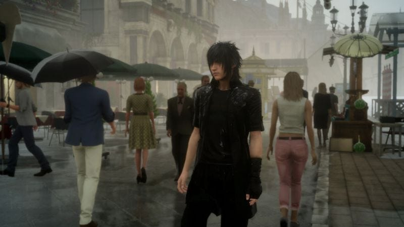 Final Fantasy XV (Screenshot: Final Fantasy XV/Square Enix)