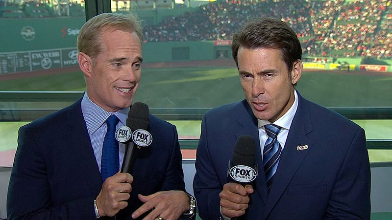 Illustration for article titled Buck & Verducci Are Excited For Baseball's Return To Broadcast TV