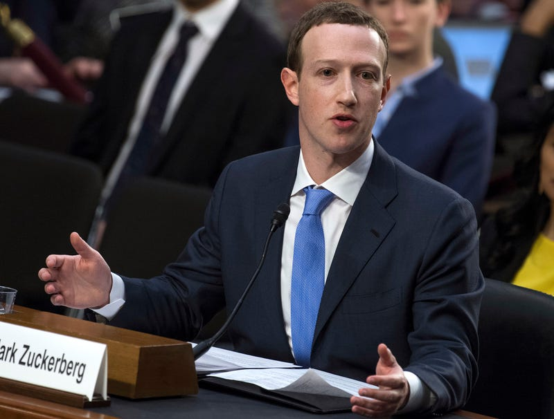 Illustration for article titled Mark Zuckerberg Cited For Contempt Of Congress After Refusing To Shut The Fuck Up About How He Started Company In Dorm Room