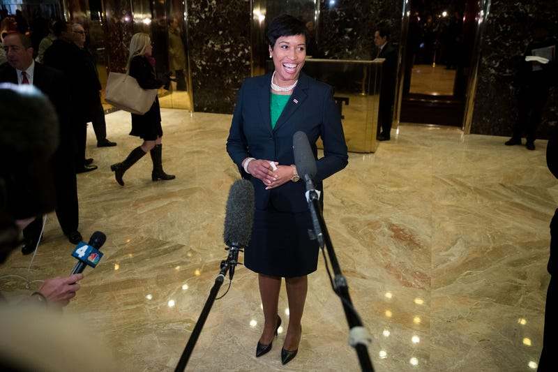 Muriel Bowser, mayor of Washington, D.C., on Dec. 6, 2016, in New York City
