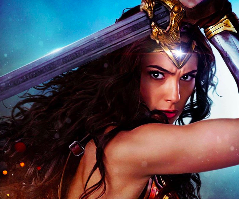 Illustration for article titled The New Wonder Woman Trailer Shows Diana In All Her Mythical Glory