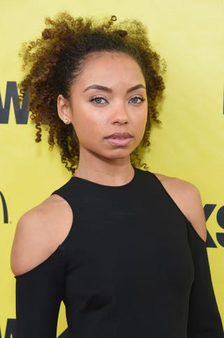 Actress Logan Browning attends the Dear White People premiere during the SXSW Conference and Festivals on March 13, 2017, in Austin, Texas. (Michael Loccisano/Getty Images for SXSW)