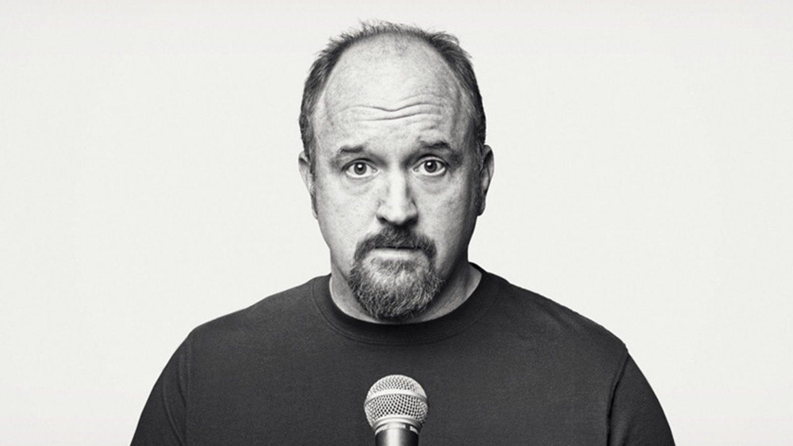 Las cuatro técnicas que usa Louis CK para que la gente se ría con sus chistes