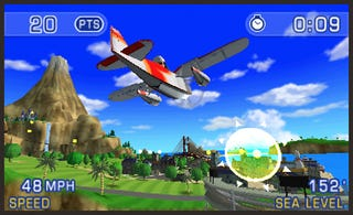 Illustration for article titled PilotWings Returns On The 3DS