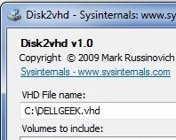 Illustration for article titled Disk2vhd Turns Your PC Into a Virtual Machine
