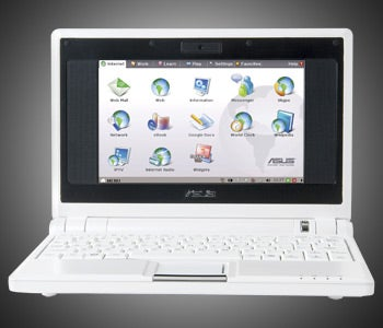Illustration for article titled First Review of Asus's Eee (Verdict: OK Hardware, Great UI)