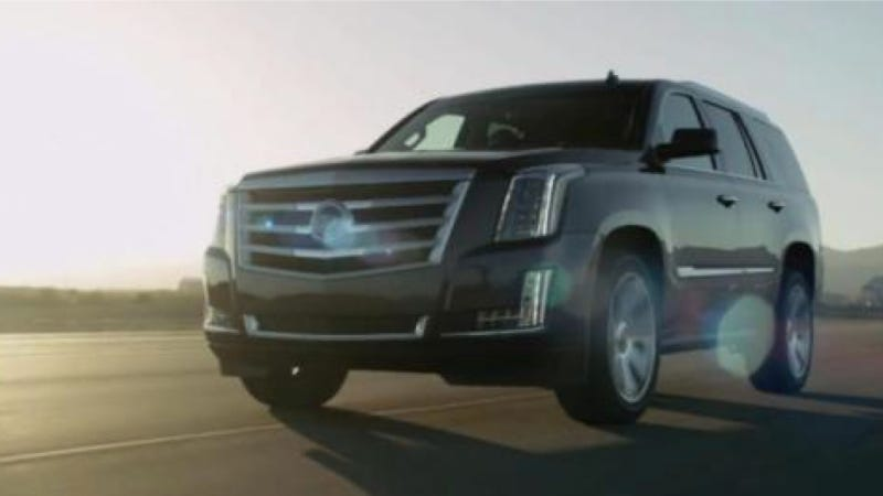 Illustration for article titled 2015 Cadillac Escalade: This Is It