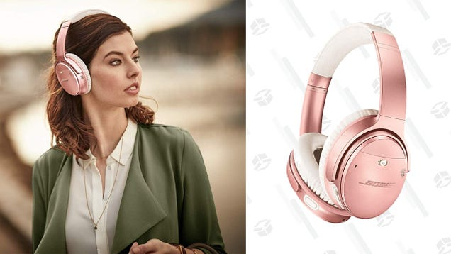 This Pair of Bose ANC Headphones Has Never Been Cheaper
