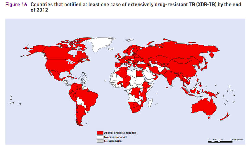 Illustration for article titled The Coming Antibiotic Crisis, Revealed in Maps