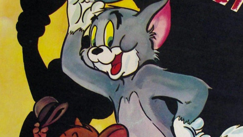 Illustration for article titled Here's an exclusive clip from a new Tom And Jerry box set