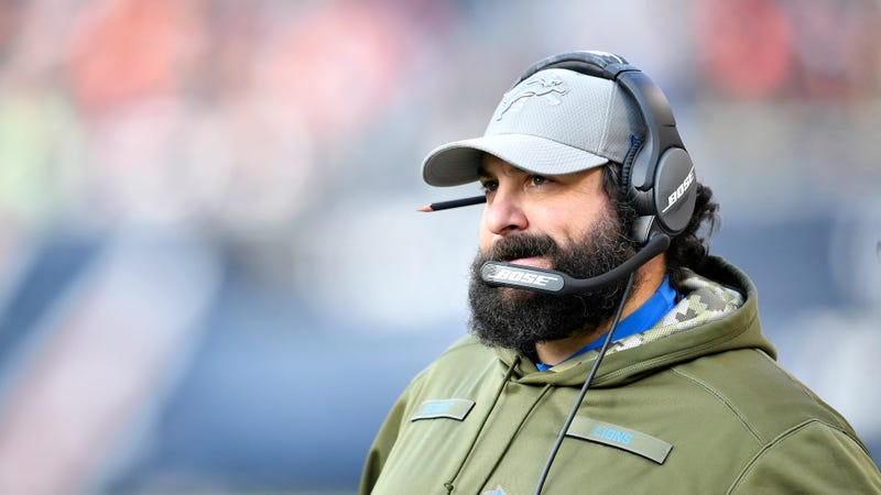 Illustration for article titled Matt Patricia Made The Lions Practice In The Snow For No Good Reason
