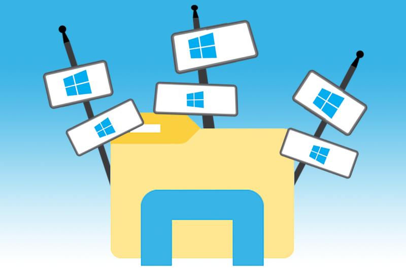 Illustration for article titled Microsoft va a empezar a colarte publicidad en el explorador de Windows 10, así puedes desactivarlo