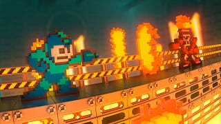 Illustration for article titled Mega Man Vs. Fireman